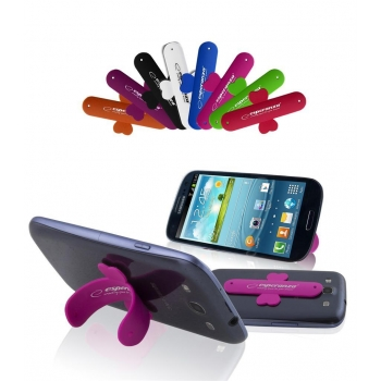ESPERANZA EMS110 Silicon Stand for Mobile and Notebook - STRAP shape