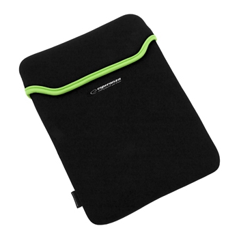 ESPERANZA Geanta pentru Tablet 7'' ET171G | Negru / Verde | Neopren 3mm