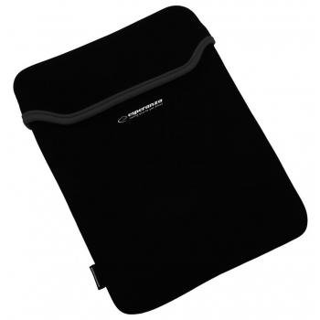 ESPERANZA Geanta pentru Tablet 9,7'' 4:3 ET172K | Negru / Negru | Neopren 3mm