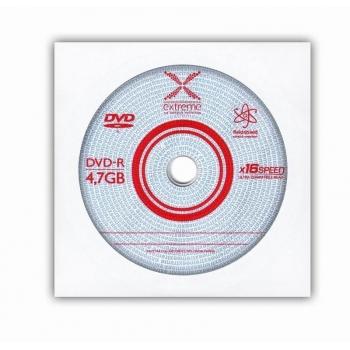DVD-R Extreme [ envelope 1 | 4,7GB | 16x ]