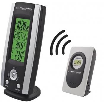 ESPERANZA EWS106 Multifuncional Weather Station with Wireless Outdoor Sensor