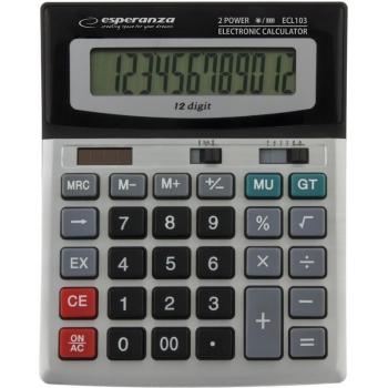 ESPERANZA ECL103 Calculator de birou electronic EULER