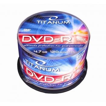 DVD-R TITANUM [ cake box 50   4.7GB   16x ]
