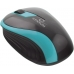 Mouse Wireless Titanum TM113T Butterfly Optic 3 butoane 1000dpi Turcoaz 5901299904725