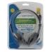 Casti Esperanza EH158B cu microfon și control de volumului 5901299908709
