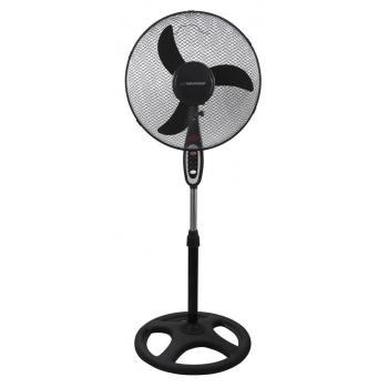 ESPERANZA EHF002KK ventilator negru/negru