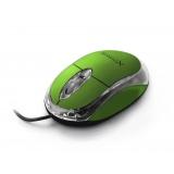 Mouse Esperanza EXTREME XM102G CAMILLE 3D optic 3 butoane 1000dpi USB Green 5901299925058