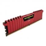 Memorie RAM Corsair Vengeance LPX Red 8GB DDR4 2400MHz CL16 CMK8GX4M1A2400C16R