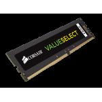 Memorie RAM Corsair Value Select 8GB DDR4 2400MHz CL16 CMV8GX4M1A2400C16