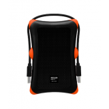 Rack Extern HDD Silicon Power Armor A30, USB 3.0, 2.5 Shockproof, Negru