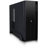 Carcasa Mini Tower Chieftec UNI Series UE-02B sursa 250W 2x USB 3.0 2x jack 3.5mm black