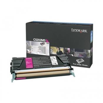 Cartus Toner Lexmark C5202MS Magenta 1500 pagini Lexmark C530DN