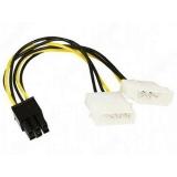 Cablu Alimentare placa video Gembird PCI-E 5.25 Molex to 5.25 Molex CC-PSU-6