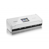 Brother ADS1600WYJ1 | A4 | DUAL CIS | Sheet-fed | USB 2.0 High Speed | Retea wireless | Alimentator de documente | Scanare duplex | 600 x 600 DPI | 30 bit | 24 bit | 18 ppm | 500 | 2.5 kg | 380 x 170 x 207 mm | ecran tactil color 6.8 cm, | 14