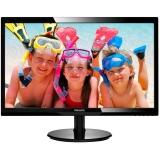"Monitor LED Philips 24"" V-Line 246V5LHAB Full HD 1920x1080 VGA HDMI 246V5LHAB/00"