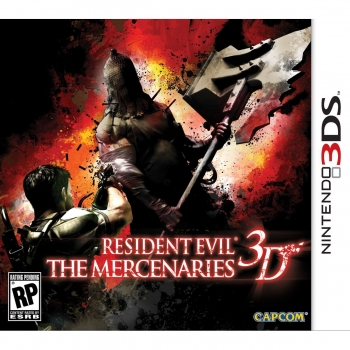 Resident Evil: The Mercenaries 3D 3DS