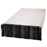 "Carcasa rack storage CHEMBRO, 4U - dimensiuni: 698X432X176 mm(D X W XH), 36xx3.5"" hot-swap HDD (24 HDD CAGE W/3,5""HDD TRAY &6G SAS plus 12-bay HDD cage), 6x8cm cooler in carcasa, intrusion switch, neagr/argintiu, 2xUSB, (MB acceptata ATX, E-"