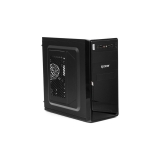 Carcasa Mini Tower Spacer Moon Sursa 450W 4x USB 2.0 2x jack 3.5mm black SPC-MOON