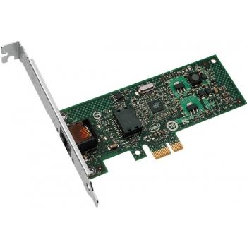 Placa de retea Intel Gigabit CT 1xRJ-45 10/100/1000Mbps PCI-E x1 EXPI9301CTBLK