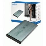 """HDD Enclosure LogiLink UA0041A 2.5"""" SATA USB 2.0"""