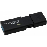 Memorie USB Kingston DataTraveler 100 G3 16GB USB 3.0 Black DT100G3/16GB