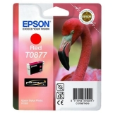 Cartus Cerneala Epson T0877 Red 11.4ml for Stylus Photo R1900 C13T08774010