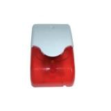 Siena piezo Stim LD 95 cu flash albastru/rosu de interior, carcasa alba