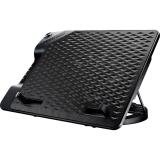 """Stand notebook COOLER MASTERNOTEPAL ERGOSTAND III 4x USB & mini USB & micro USB, plastic & aluminiu, black """"R9-NBS-E32K-GP"""""""