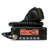 Statie radio CB President HARRY III ASC - MEDIUM 40 CH, AM/FM, multi norme, roger beep, scan, ASC TXMU268