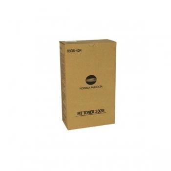 Pachet Cartus Toner Konica Minolta MT302B Black 2 Bucati 11000 Pagini for DI 200, DI 250, DI 251, DI 251F, DI 350, DI 351, DI 351F 8936404