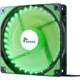 Ventilator / radiator Inter-Tech Argus L-12025 Green LED Fan L-12025-GR