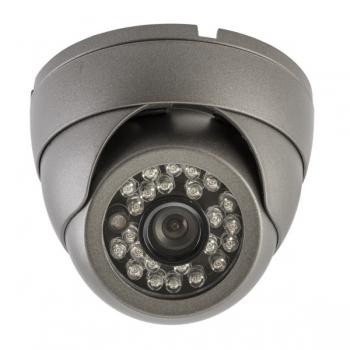 """Camera de supraveghere MTI HQ-D4003 CCD II Sony 1/3"""" 600 LTV 3.6mm Dome"""