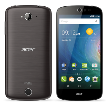 LIQUID Z530 BLACK 5.0IN 1GB 8GB 3G ANDROID 5.1 IN