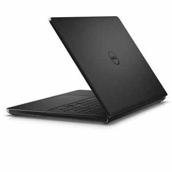 Laptop Dell Inspiron 5558, 15.6 inch LED Backlit Display with Truelife and HD resolution (1366 x 768), Intel Core i5-5200U Processor (3M Cache, up to 2.70 GHz), video dedicat NVIDIA GeForce 920M 2GBM DDR3, RAM 4GB DDR3L(4GBx1), HDD 500GB 5400rpmSATA, DVD+