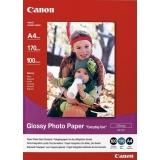 Hartie Foto Canon GP-501 Glossy Dimensiune: 4x6 inch, 10x15 cm Numar coli: 100 BS0775B003AA