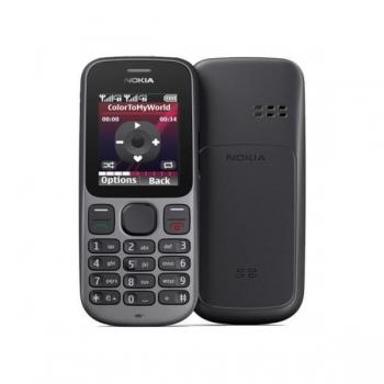 Telefon Mobil Nokia 100 Black NOK100BLK