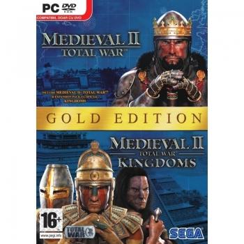 Joc Sega Medieval II: Total War - Gold Edition pentru PC SEGA-PC064