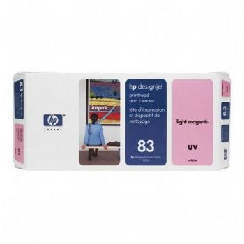 Cap Printare & Cleaner HP Nr. 83 UV Light Magenta for Designjet 5000/UV, 5500 42', 5500 60', 5500 PS 42', 5500 PS 60', 5500 PS UV 42', 5500 PS UV 60', 5500 UV 42', 5500 UV 60', 5500MFP A0 C4965A