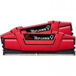 Memorie RAM G.Skill Ripjaws V kit 2x4GB DDR4 2400MHz CL15 F4-2400C15D-8GVR