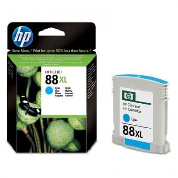 Cartus Cerneala HP Nr. 88XL Large Cyan Vivera Ink for OfficeJet K5400, OfficeJet K5400DN, OfficeJet K5400DTN, OfficeJet K8600, OfficeJet K8600DN, OfficeJet L7580, OfficeJet L7590, OfficeJet L7680, OfficeJet L7780, OfficeJet Pro K550, OfficeJet Pro L7480 C