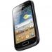 "Telefon Mobil Samsung Galaxy Ace 2 i8160 Onyx Black 3.8"" 480 x 800 Dual-core 800 MHz memorie interna 4GB Android v2.3 SAMI8160OB"