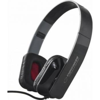 Casti Esperanza Hip-Hop EH143K cu control volum 5901299903889