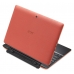 "Tableta Acer Aspire Switch 10E SW3-013 Intel Atom Quad Core Z3735F up to 1.83GHz IPS 10.1"" 1280x800 2GB RAM memorie interna 32GB HDD 500GB Windows 8.1 Red NT.G0QEX.002"