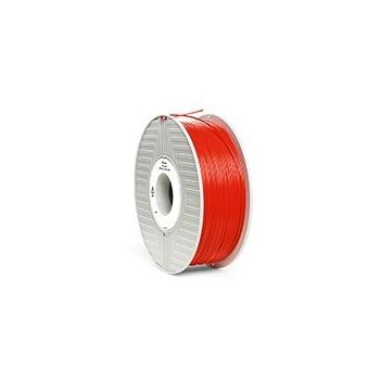 Filament 3D Verbatim ABS 1.75mm 1Kg Red 55013