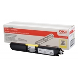 Cartus Toner Oki 44250721 Yellow 2500 Pagini for C110, C130N, MC160N