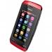 Telefon Mobil Nokia Asha 305 Red Dual SIM NOK305RED