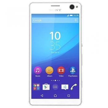 Sony Xperia c4 dualsim 16gb lte 4g alb E5363
