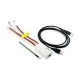 Cablu USB-RS pentru programare centrale Satel, lungime cablu usb 1.8m