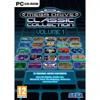 SEGA Mega Drive Collection Vol 1 PC