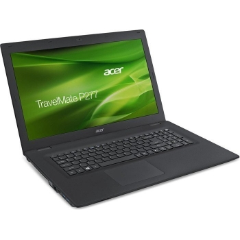 "Laptop Acer TravelMate P277-M-5522 Intel Core i5 Broadwell 5200U up to 2.7GHz 4GB DDR3L HDD 500GB SSD 128GB Intel HD Graphics 17.3"" Full HD Windows 10 Pro NX.VB1EG.015"